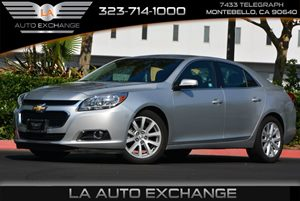 2015 Chevrolet Malibu LT Carfax Report Air Conditioning  AC Air Conditioning Dual-Zone Automa