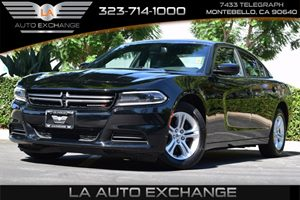 2016 Dodge Charger SE Carfax Report 160 Amp Alternator 262 Axle Ratio 5 Person Seating Capacit