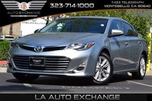 2015 Toyota Avalon XLE Carfax Report Airbag Occupancy Sensor Convenience  Automatic Headlights