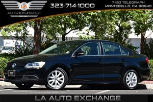 2011 Volkswagen Jetta Sedan SEL wSunroof PZEV Carfax Report - No AccidentsDamage Reported  Bl