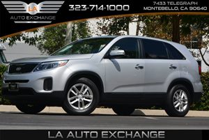 2014 Kia Sorento LX Carfax Report - No AccidentsDamage Reported 3 12V Dc Power Outlets Air Cond