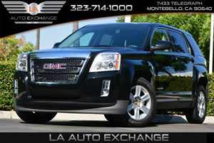 2015 GMC Terrain SLE Carfax 1-Owner Audio  Auxiliary Audio Input Convenience  Fog Lamps Displ