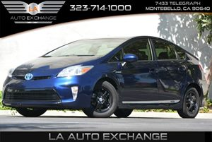 2013 Toyota Prius One Carfax Report 6-Way Driver4-Way Passenger Front Bucket Seats Active Headr