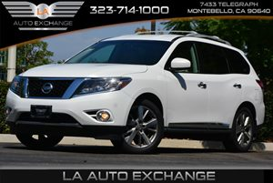 2014 Nissan Pathfinder Platinum Carfax Report Air Conditioning  AC Air Conditioning  Multi-Zo