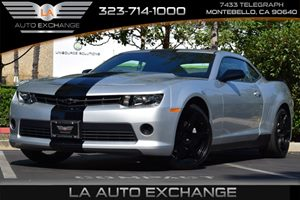 2014 Chevrolet Camaro LT Carfax Report Alternator 150 Amps Convenience  Adjustable Steering Wh