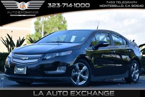 2013 Chevrolet Volt  Carfax 1-Owner 4 Cylinders Air Conditioning  AC Air Conditioning  Clima