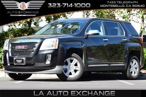 2013 GMC Terrain SLE Carfax 1-Owner - No AccidentsDamage Reported 4 Cylinders Audio  Auxiliary