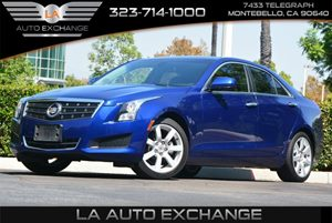 2013 Cadillac ATS  Carfax Report Air Conditioning  AC Audio  AmFm Stereo Convenience  Keyl