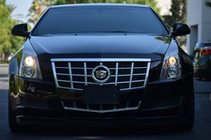 2013 Cadillac CTS Coupe  Carfax 1-Owner 6 Cylinders Air Conditioning  AC Audio  AmFm Stereo