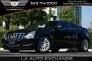 2013 Cadillac CTS Coupe  Carfax Report 6 Cylinders Air Conditioning  AC Audio  AmFm Stereo