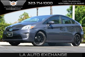 2013 Toyota Prius One Carfax Report Air Conditioning  AC Convenience  Adjustable Steering Whe