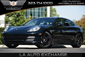 2010 Porsche Panamera S Carfax Report - No Accidents  Damage Reported to CARFAX   All advertis
