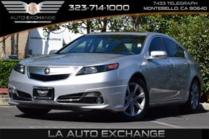 2013 Acura TL  Carfax 1-Owner - No AccidentsDamage Reported Convenience  Security System Conve