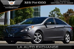 2013 Hyundai Sonata Limited Carfax 1-Owner - No AccidentsDamage Reported 2 Center Console Moun