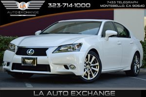 2014 Lexus GS 350  Carfax Report - No AccidentsDamage Reported 294 Axle Ratio Airbag Occupancy