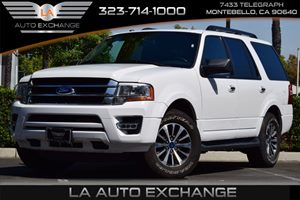 2015 Ford Expedition XLT Carfax 1-Owner 250 Amp Alternator 315 Axle Ratio Advancetrac WRoll S
