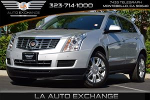 2015 Cadillac SRX Luxury Collection Carfax Report - No AccidentsDamage Reported  Radiant Silve