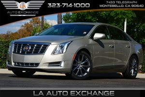 2013 Cadillac XTS Luxury Carfax 1-Owner - No AccidentsDamage Reported 6 Cylinders Air Condition