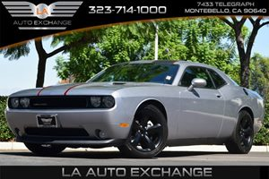 2013 Dodge Challenger RT Plus Carfax 1-Owner - No AccidentsDamage Reported 8 Cylinders Air Con