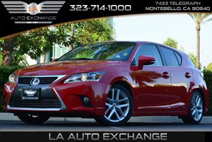 View 2014 Lexus CT 200h
