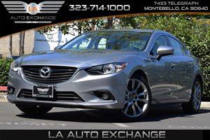 2015 Mazda Mazda6 i Grand Touring Carfax Report - No AccidentsDamage Reported 100 Amp Alternator