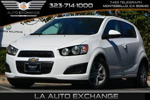 2014 Chevrolet Sonic LT Carfax Report Air Conditioning  AC Audio  Auxiliary Audio Input Carg