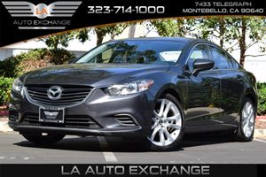 2014 Mazda Mazda6 i Touring Carfax Report 100 Amp Alternator Airbag Occupancy Sensor Back-Up Ca
