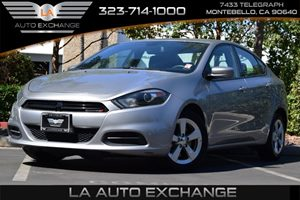 2015 Dodge Dart SXT Carfax 1-Owner 140 Amp Alternator 412 Axle Ratio Airbag Occupancy Sensor