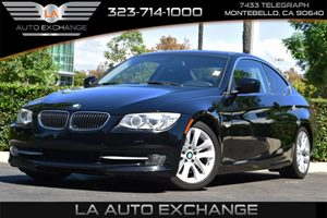 2013 BMW 3 Series 328i Carfax 1-Owner - No AccidentsDamage Reported Convenience  Leather Steeri