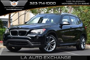 2013 BMW X1  Carfax 1-Owner - No AccidentsDamage Reported 20L Twinpower Turbocharged I4 Engine