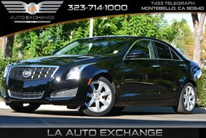 2013 Cadillac ATS  Carfax 1-Owner - No AccidentsDamage Reported Console Overhead Includes Readi