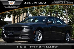 2016 Dodge Charger SE Carfax 1-Owner - No AccidentsDamage Reported 2 12V Dc Power Outlets 2 Sea
