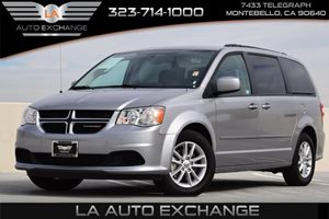 2015 Dodge Grand Caravan SXT Carfax 1-Owner - No AccidentsDamage Reported 316 Axle Ratio Elect