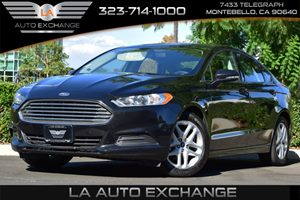2015 Ford Fusion SE Carfax 1-Owner - No AccidentsDamage Reported 5 Person Seating Capacity Airb