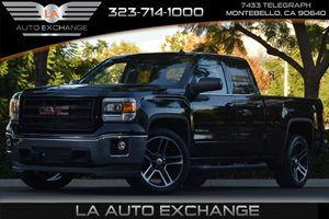 2014 GMC Sierra 1500 SLE Carfax 1-Owner 8 Cylinders Air Conditioning  AC Audio  AmFm Stereo