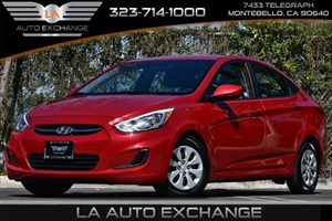 2015 Hyundai Accent GLS Carfax 1-Owner - No AccidentsDamage Reported 1 12V Dc Power Outlet 4 Cy