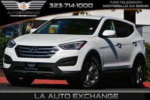 2016 Hyundai Santa Fe Sport  Carfax 1-Owner - No AccidentsDamage Reported 5 Person Seating Capac