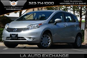 2015 Nissan Versa Note SV Carfax 1-Owner - No AccidentsDamage Reported Air Conditioning  AC B
