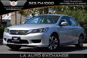 2014 Honda Accord Sedan LX Carfax Report - No AccidentsDamage Reported Airbag Occupancy Sensor