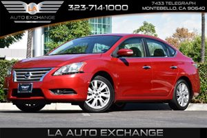 2013 Nissan Sentra SL Carfax Report - No AccidentsDamage Reported  Red Brick  We are not resp