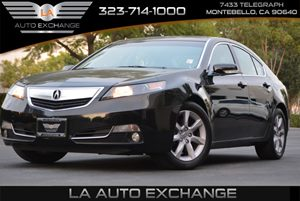 2013 Acura TL  Carfax 1-Owner - No AccidentsDamage Reported 3-Point Seat Belts 4-Wheel Anti-Loc