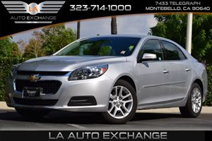 2015 Chevrolet Malibu LT Carfax Report - No AccidentsDamage Reported Convenience  Cruise Contro