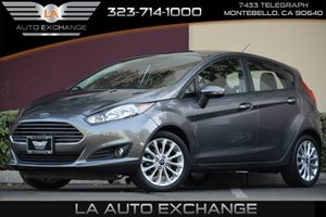 2014 Ford Fiesta SE Carfax 1-Owner - No AccidentsDamage Reported 1 Seatback Storage Pocket 4 Cy