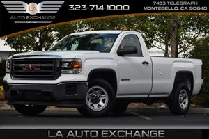 2015 GMC Sierra 1500  Carfax 1-Owner - No AccidentsDamage Reported 8 Cylinders Air Conditioning