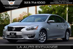 2015 Nissan Altima 25 S Carfax 1-Owner - No AccidentsDamage Reported 110 Amp Alternator Airbag