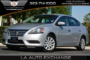 2015 Nissan Sentra SV Carfax 1-Owner  Brilliant Silver  We are not responsible for typographic