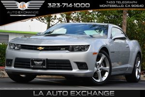 2015 Chevrolet Camaro SS Carfax 1-Owner - No AccidentsDamage Reported Air Conditioning  AC Au
