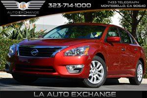 2015 Nissan Altima 25 Carfax 1-Owner - No AccidentsDamage Reported 1 Seatback Storage Pocket 2