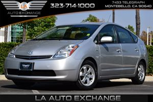 2008 Toyota Prius Base Carfax Report - No AccidentsDamage Reported  Classic Silver Metallic