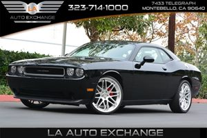 2014 Dodge Challenger SXT Carfax 1-Owner  Black Clearcoat  We are not responsible for typograp